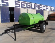 Depósito agua 5000-6000 Litros