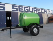 Depósito agua 2500Litros